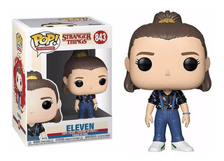 Eleven Once 843 Stranger Things Funko Pop