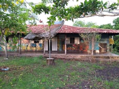 Fazenda Rural À Venda, Zona Rural, Acorizal. - Fa0005