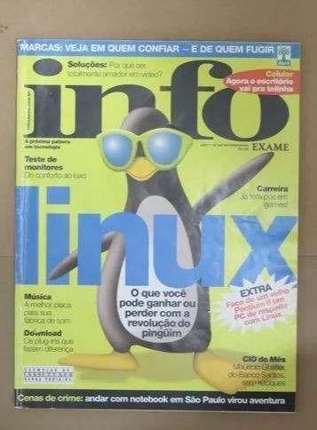 Revista Info Exame 200 - Novembro 2002