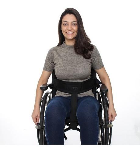 Cinto De Segurança Para Cadeirante