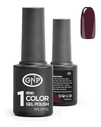 Esmalte Para Uñas En Gel De 1 Paso #17 Purpura Nice