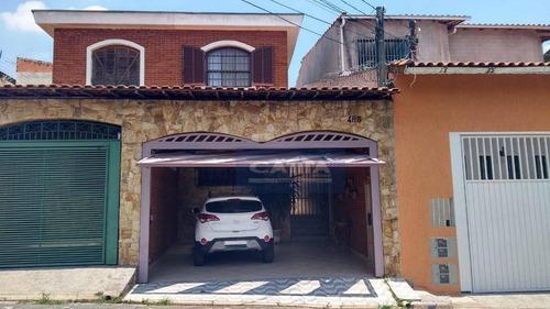 Imagem 1 de 30 de Sobrado Com 3 Dormitórios À Venda, 132 M² Por R$ 550.000,00 - Jardim Fernandes - São Paulo/sp - So14928