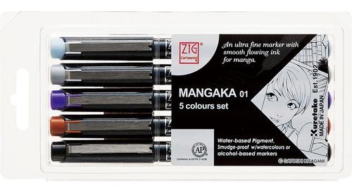 Kit Marcadores Mangaka Cofodex