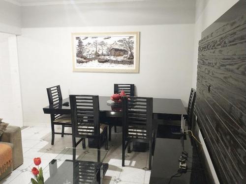 Casa Com 2 Dormitórios À Venda, 150 M² - Alves Dias - São Bernardo Do Campo/sp - Ca10835