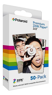 Polaroid Premium Zink Paper 2x3 (50 Pack) Polz2x350