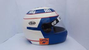 Capacete Alain Prost Temporada 93 Casco Fly