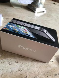 iPhone 4 Preto 8gb