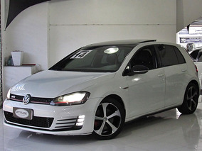 Volkswagen Golf 2.0 Tsi Gti 2014 Branco Teto Solar