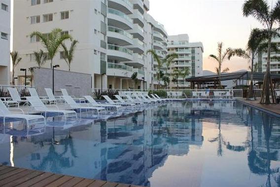 Cobertura Duplex 4 Qts Máximo Recreio Resort