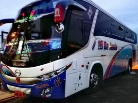 Bus Hino 2016
