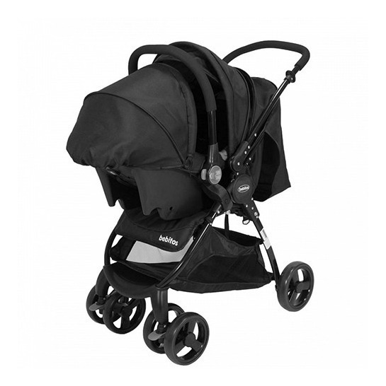Coche Travel System Fast Aaction Bebitos F5-01 236591