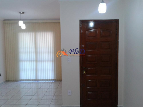 Imagem 1 de 8 de Edifício Brasil - Apartamento A Venda No Bairro Vila Isabel Eber - Jundiaí, Sp - Ph89275