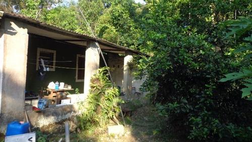 Imagem 1 de 14 de Chácara No São Fernando Com 2 Casas Semi Acabadas !