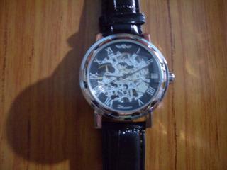 Reloj Tipo Skeleton Maquina A La Vista Automatico
