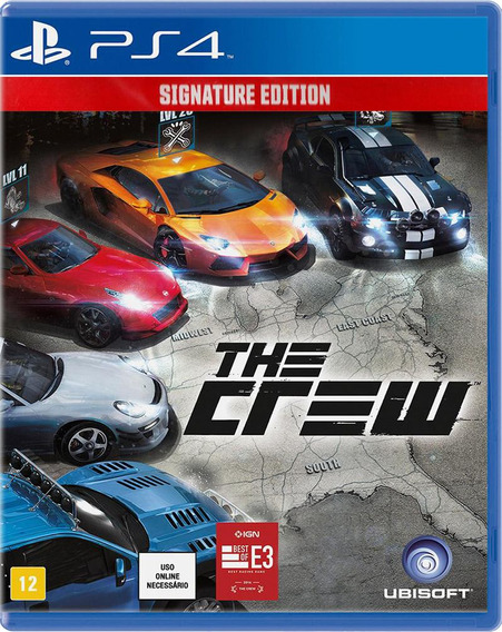 The Crew - Playstation 4 - S. G.