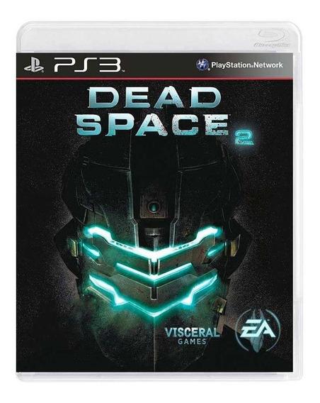 Dead Space 2 Ps3 Mídia Física Novo Lacrado