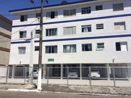 Imagem 1 de 14 de Apartamento Com 2 Dorms, Real, Praia Grande - R$ 180.000,00, 50m² - Codigo: 5752 - V5752