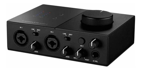 Interfaz Usb Komplete Audio 2 Native Instruments Interface
