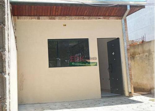 Imagem 1 de 4 de Casa Com 2 Dormitórios À Venda, 70 M² Por R$ 205.000,00 - Barreiro - Taubaté/sp - Ca6098