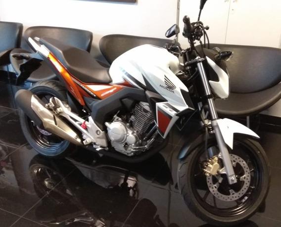 Honda Cb 250 Twister 2020 Okm Financio 12/18 Centro Motos