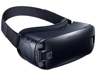 Óculos De Realidade Virtual Samsung Gear Vr Em Perfeito