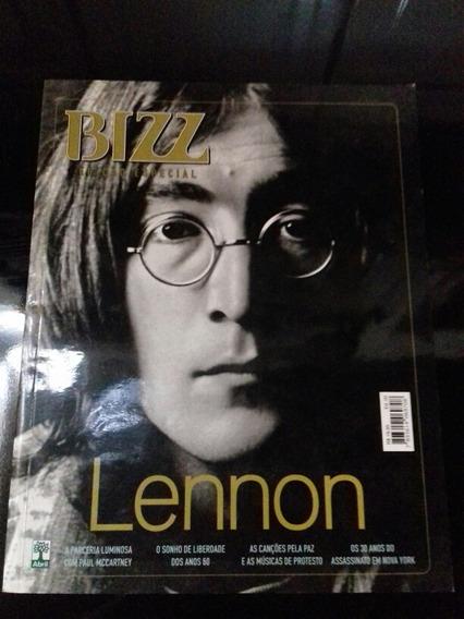 Revista: Bizz Edição Especial John Lennon