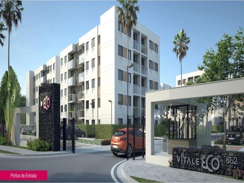 Imagem 1 de 26 de Vende Apartamentos De 2 Quartos E Apartamentos Gardens De 1 E 2 Quartos Em Vargem Grande. - Ap11380 - 69286078