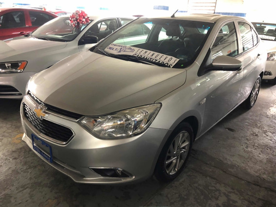 Chevrolet Aveo Ng 1.5 Ltz At 2018
