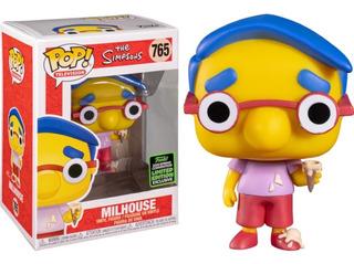 Funko Pop! - The Simpsons - Milhouse (edicion Limitada 2020)