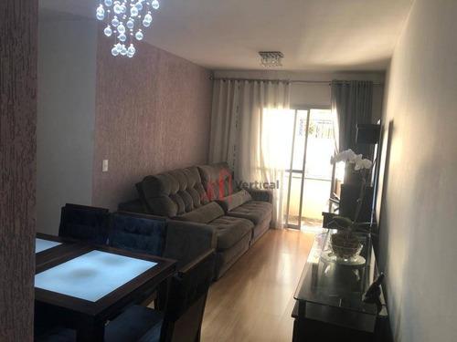 Imagem 1 de 24 de Apartamento À Venda, 80 M² Por R$ 495.000,00 - Jardim Textil - São Paulo/sp - Ap6308