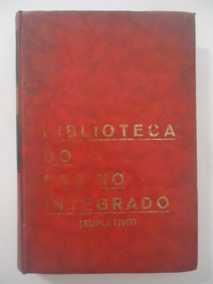 Matemática Moderna - Biblioteca Do Ensino Integrado