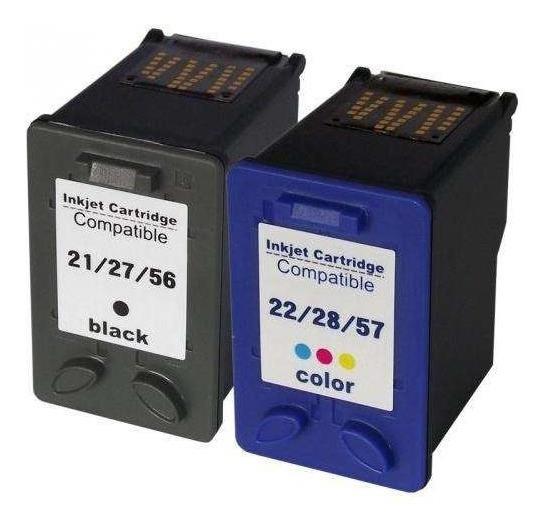 Cartuchos Tinta Compatível Microjet Para Uso Em Psc1315 1310