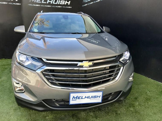 Chevrolet Equinox Premier Top De Linea Awd 2018