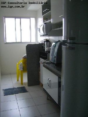 Vendo Apartamento No Spazio Iluminare Em Indaiatuba - Ap01696 - 2817939