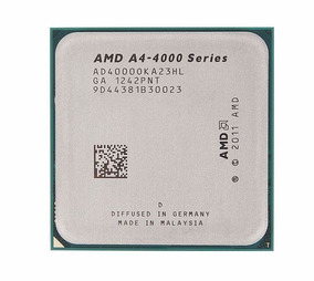 Processador Amd A4 4000 Dual-core 3.0ghz (3.2ghz Max Turbo)