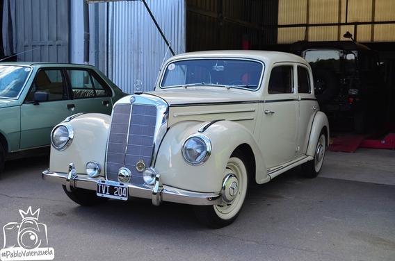 Mercedes Benz 220 S 1951 W187