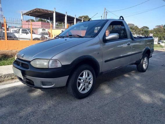Fiat Strada 1.6 Lx 16v, 1999, 154.000km Originais!