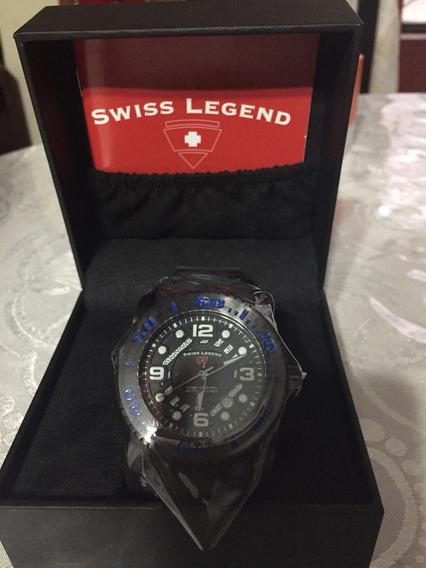 Reloj Swiss Legend Pro,original Nuevo En Caja!