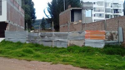 Vendo Terreno De 153m2 En Huancayo