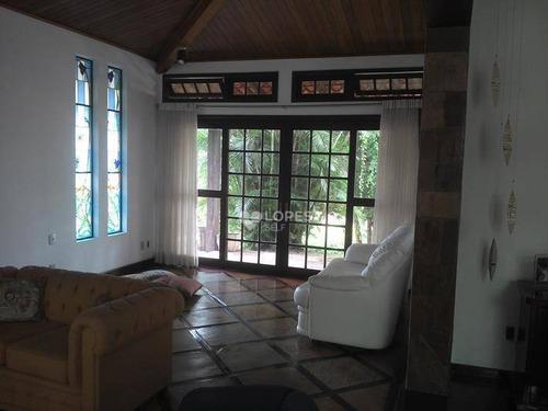 Imagem 1 de 11 de Casa Com 4 Dormitórios À Venda, 294 M² Por R$ 900.000,00 - Maria Paula - Niterói/rj - Ca17245