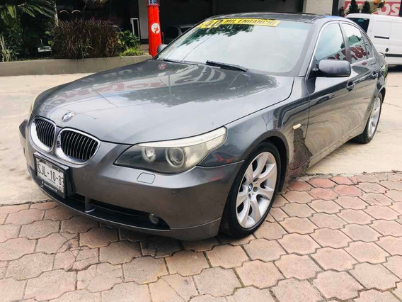 Bmw Serie 5 2005 4.4 545ia At