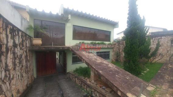 Linda Casa Com 4 Dorms Em Itaquera Local Nobre - V7930