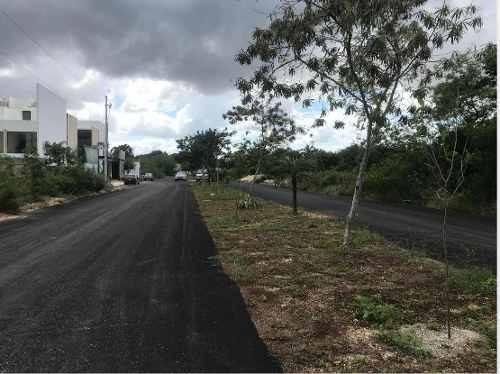 Terreno En Temozon Norte Para Constructores