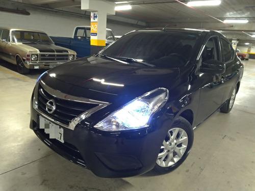 Nissan Versa 2018 1.6 16v Sv Aut. 4p