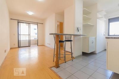 Apartamento No 17º Andar Com 1 Dormitório E 1 Garagem - Id: 892933059 - 233059