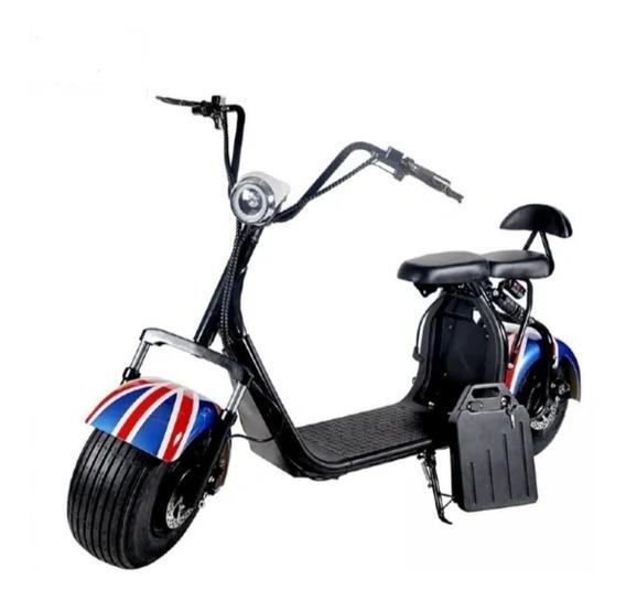 Scooter Elétrica 1.500w C