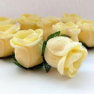 25 Forminhas Para Doces Flor Botao De Rosa- Luxo