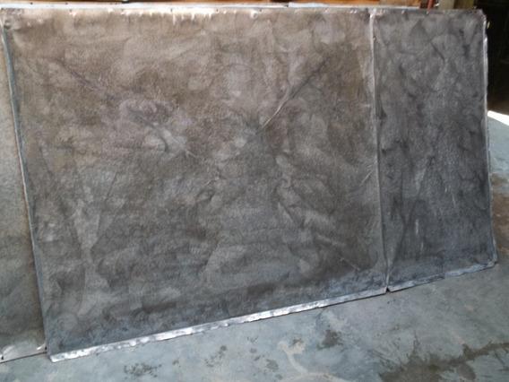 Lamina Galvanizada Canales Ducto Aire Calibre 20 1,20x2 Mts
