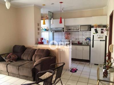 Apartamento Com 1 Dormitório À Venda, 35 M² Por R$ 163.000 - Nova Aliança - Ribeirão Preto/sp - Ap5323