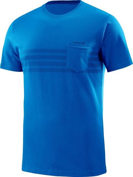 Camiseta Salomon Masculina - Eread Ss Tee - Casual